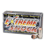 Extreme Shock CT2 Tactical Ammunition 40 S&W 100 Grain